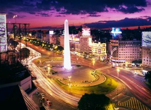 Buenos-Aires-Lights argentina