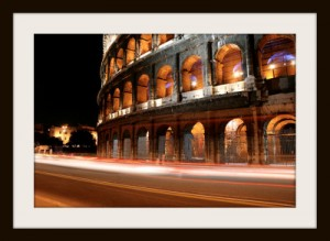 colosseum_night italy