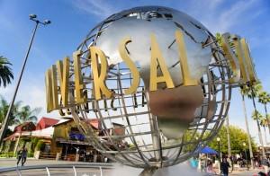 Universal Studios Globe, Los Angeles.