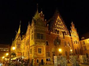 wroclaw il-municipio